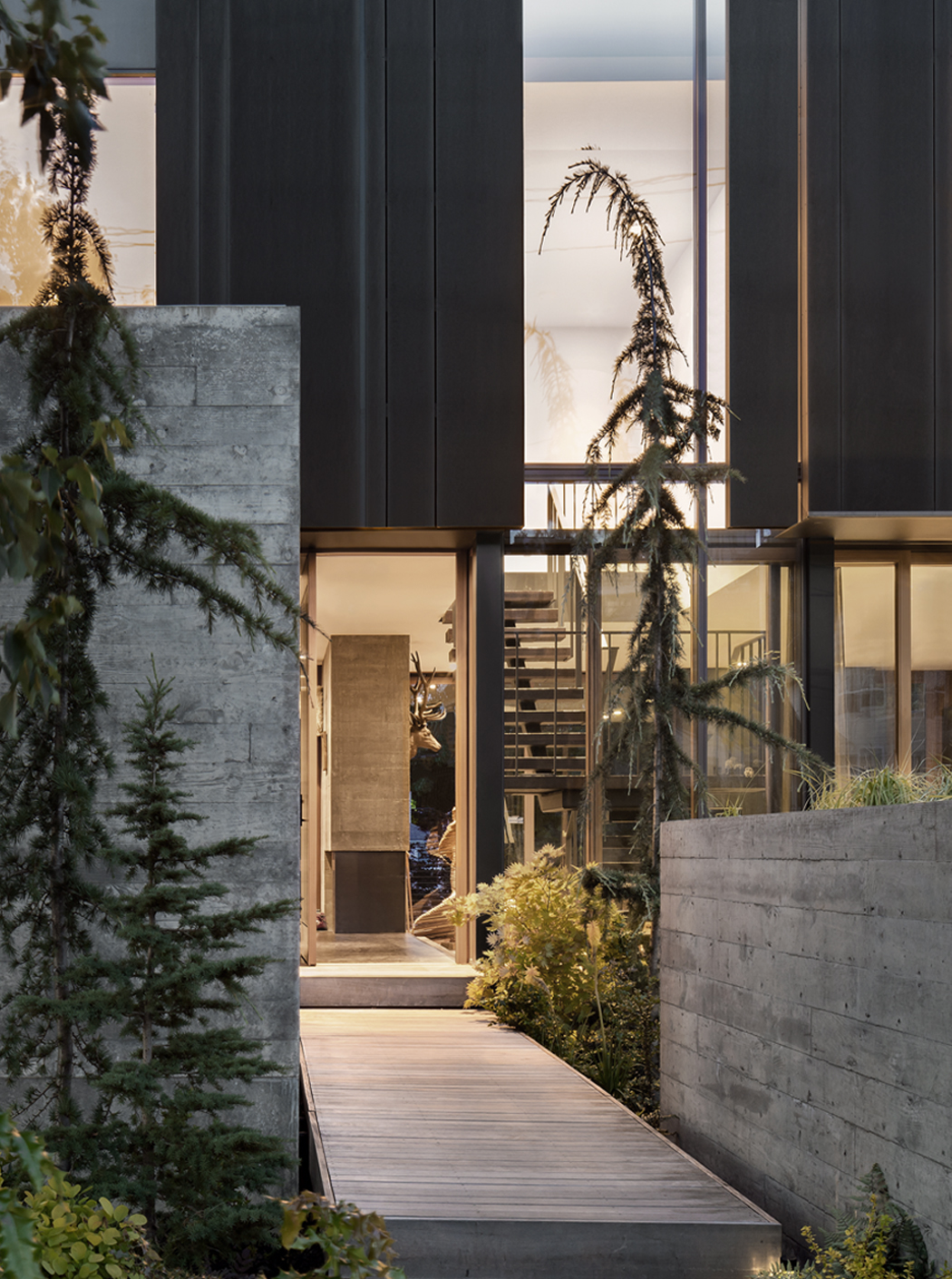 magnolia residence -