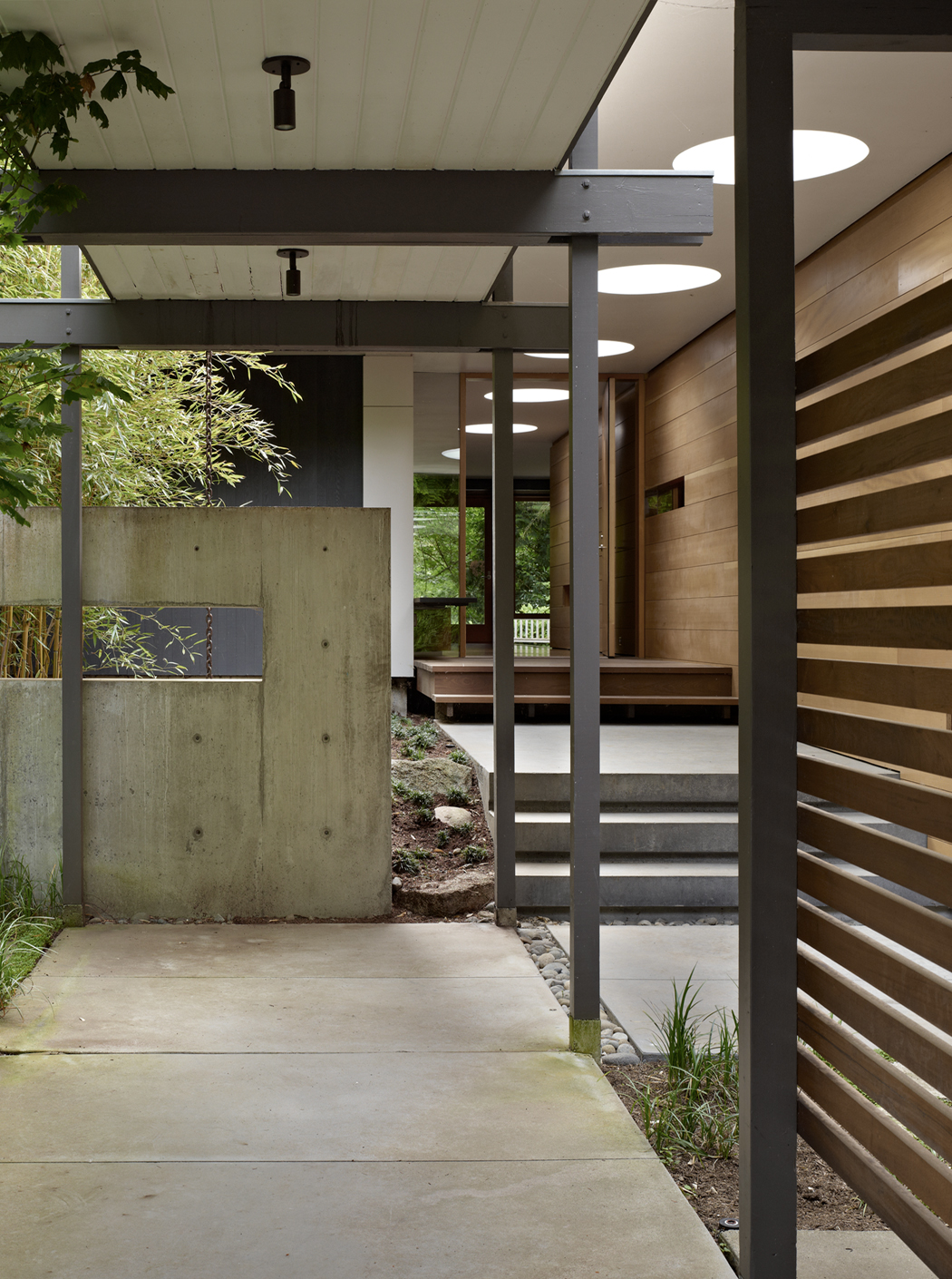 woodway residence -