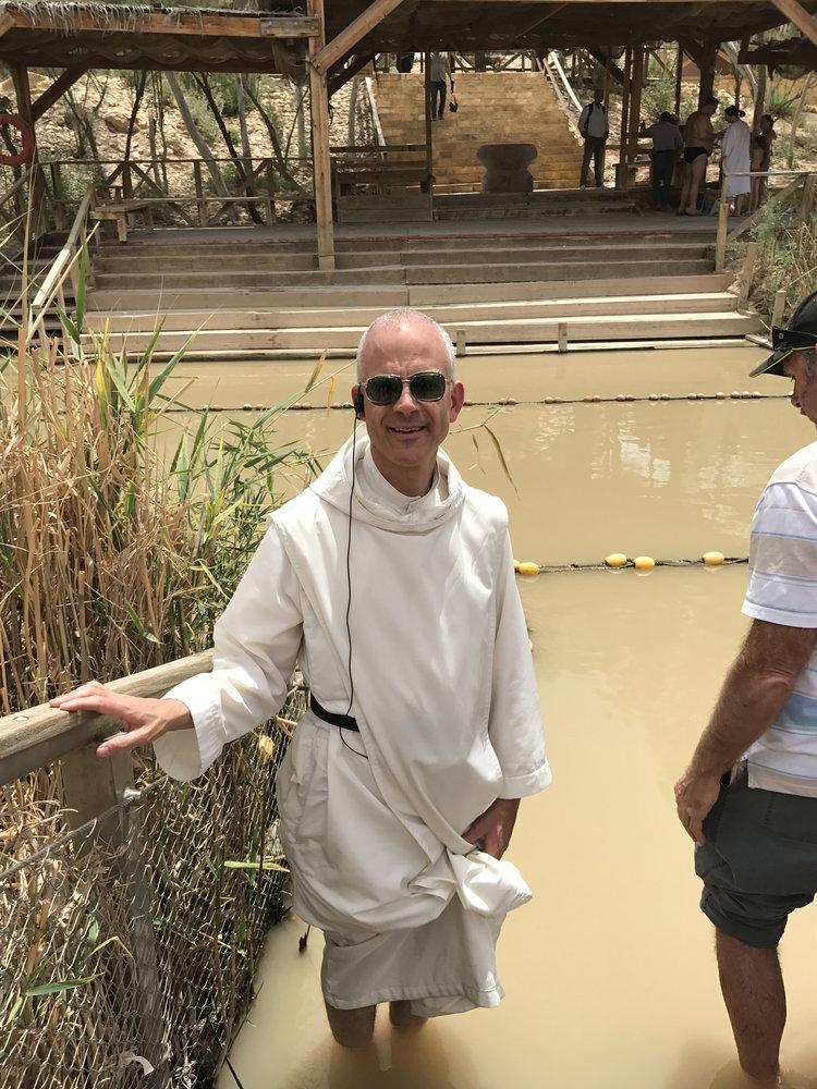 In the River Jordan