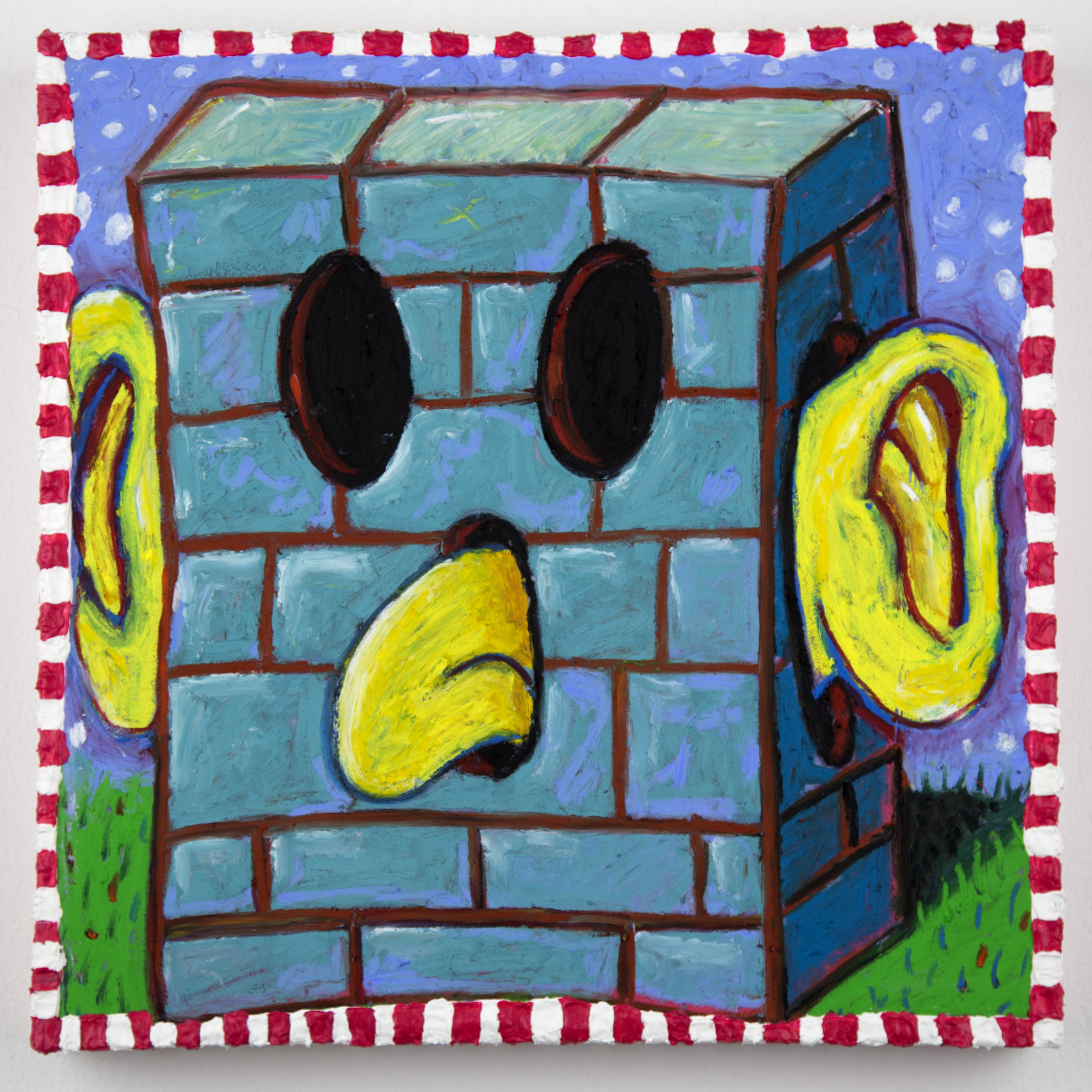 The Wall Has Eyes, Ears, and a Nose