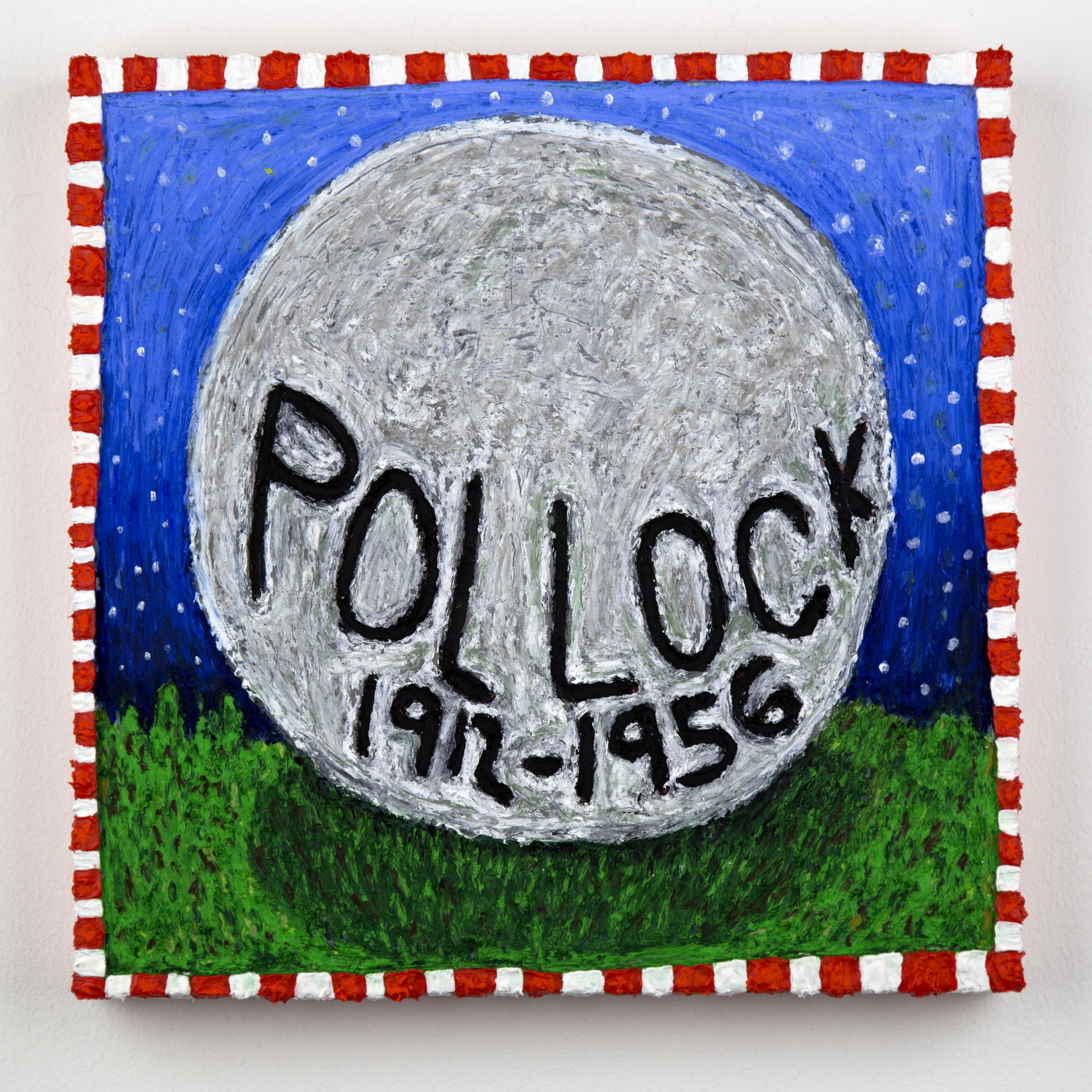 Jackson Pollock's Tombstone Blues: 1912-1956