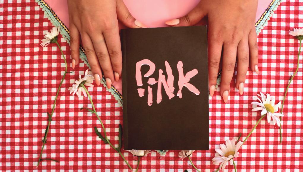 "Screenshot of the Film ""PINK"""