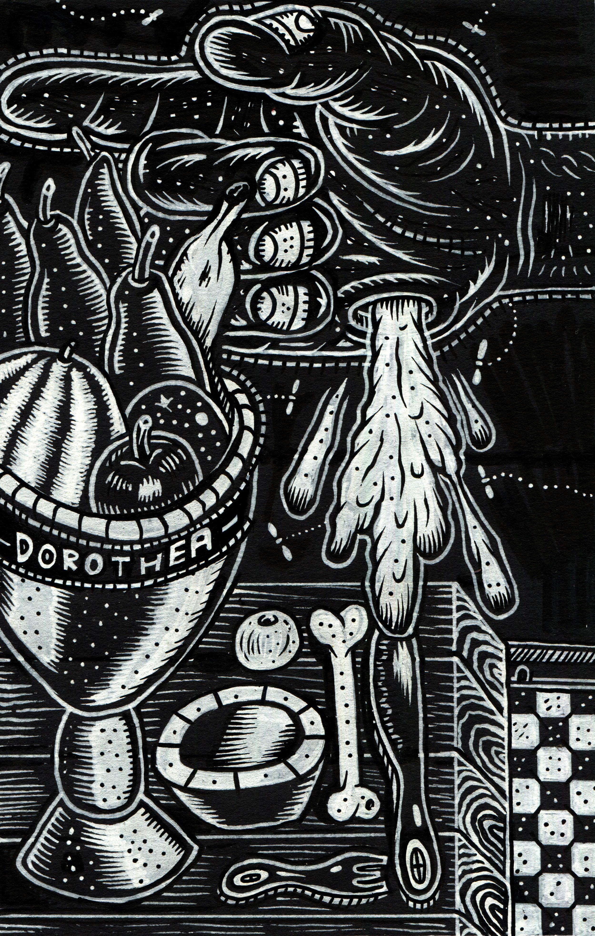 Dorothea (Hand N Fruit)