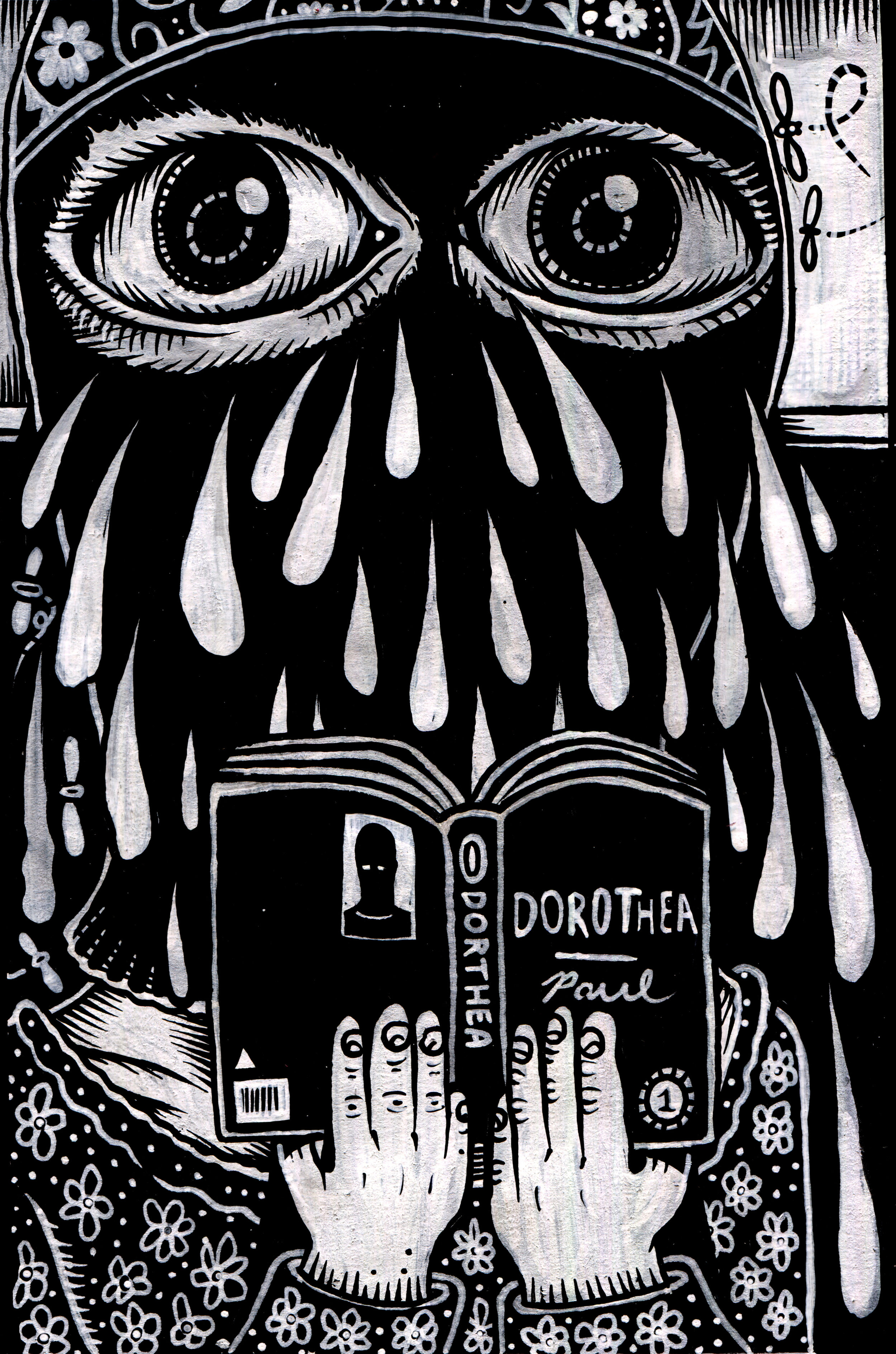 Dorothea (Mask Off)