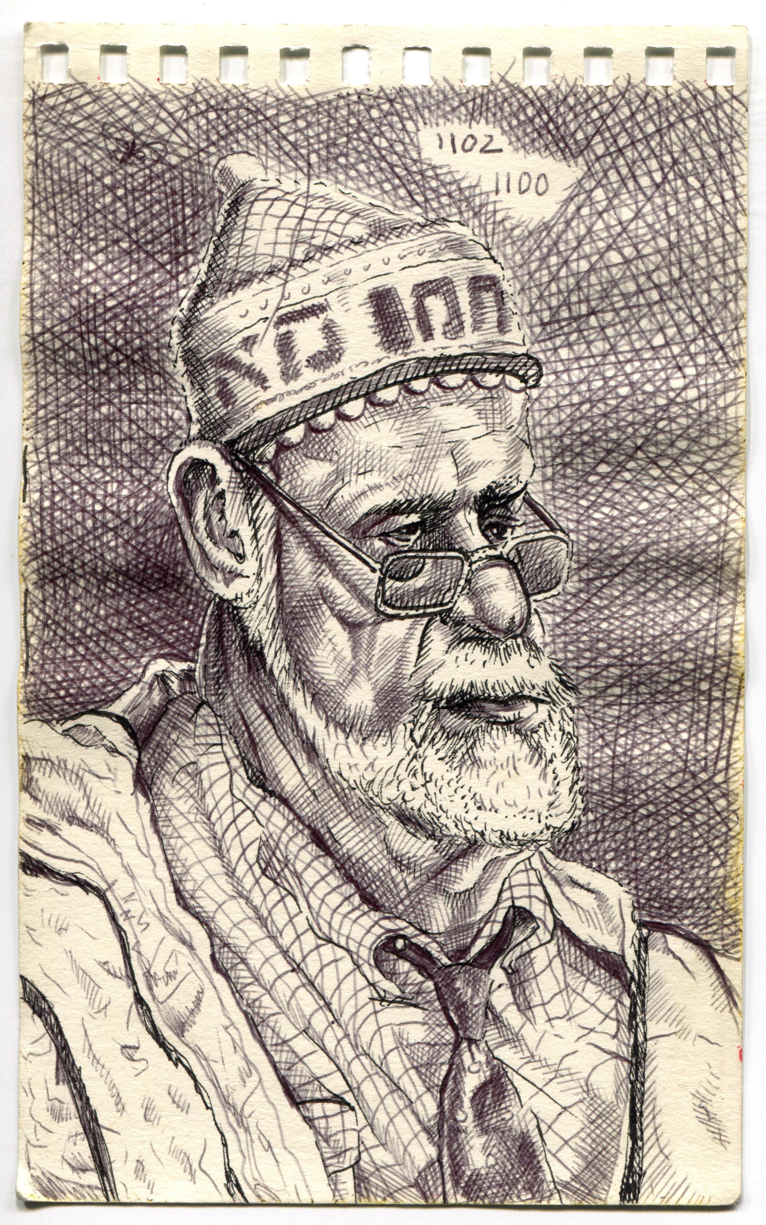 Rabbi On High Holidays