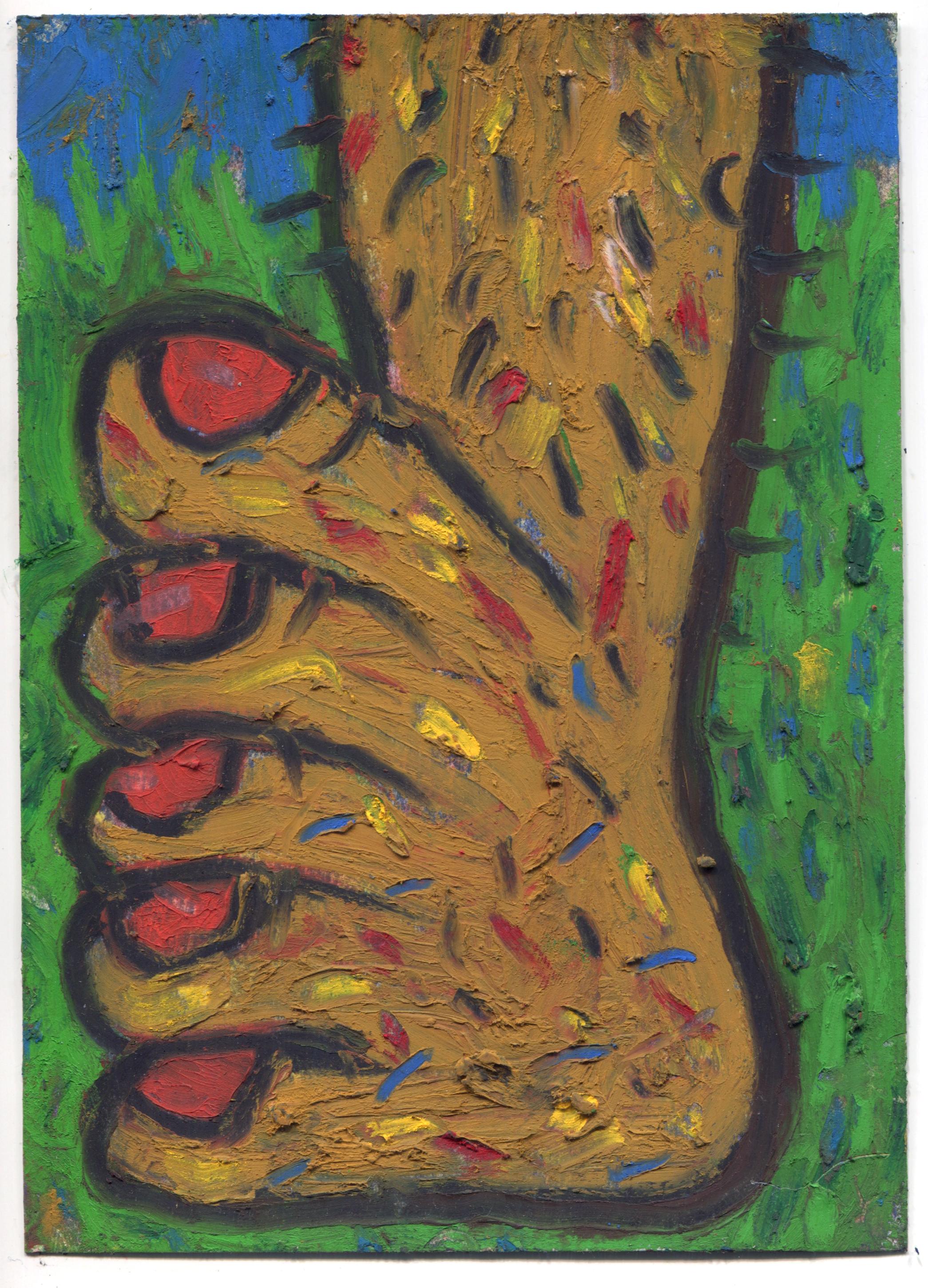 Sprinkle Foot