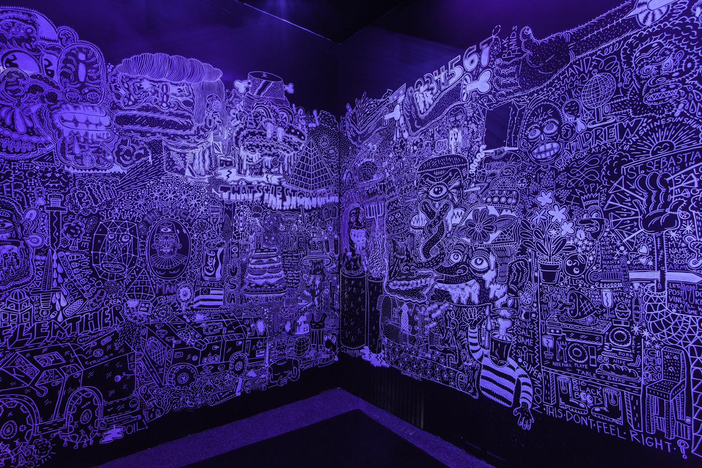 Black Room/White Lines