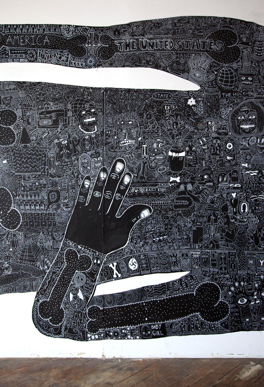 Mr. Universe (Detail)