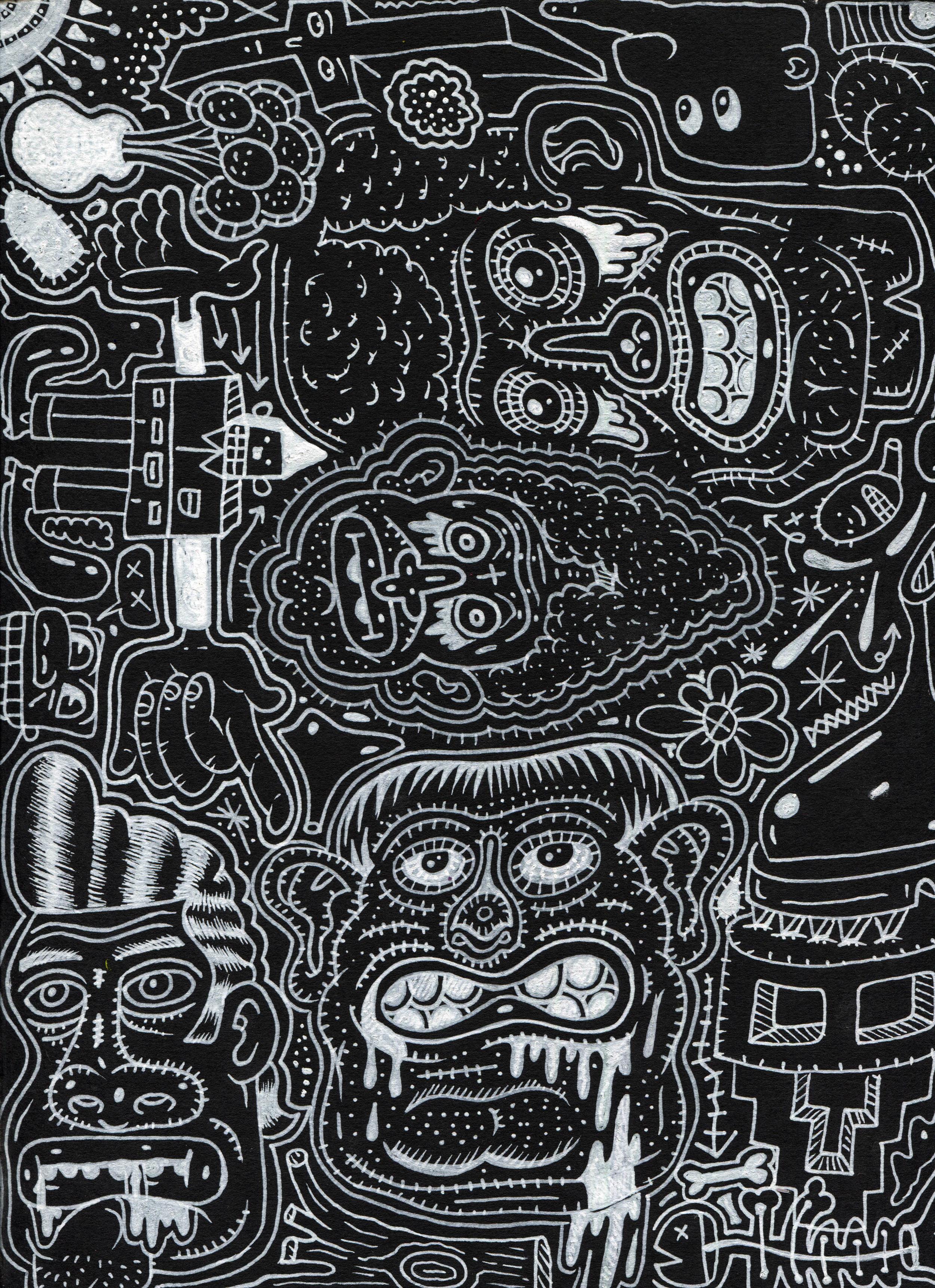 Four Heads