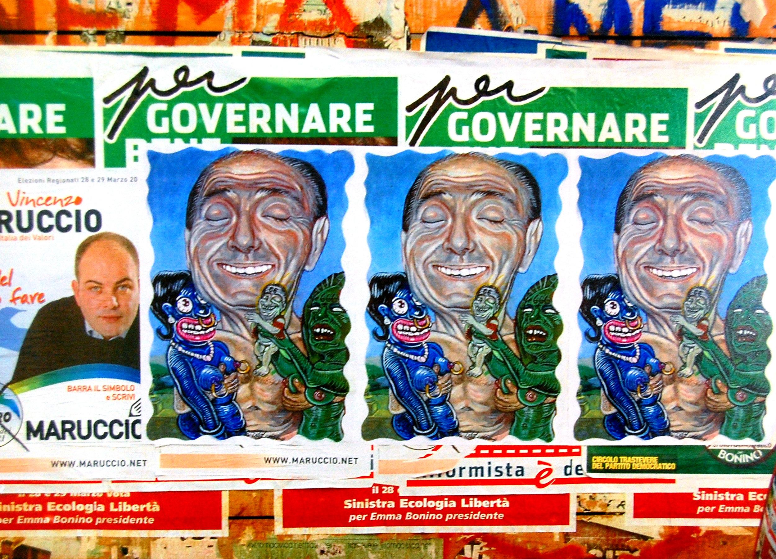 Oh Silvio (Poster Version)