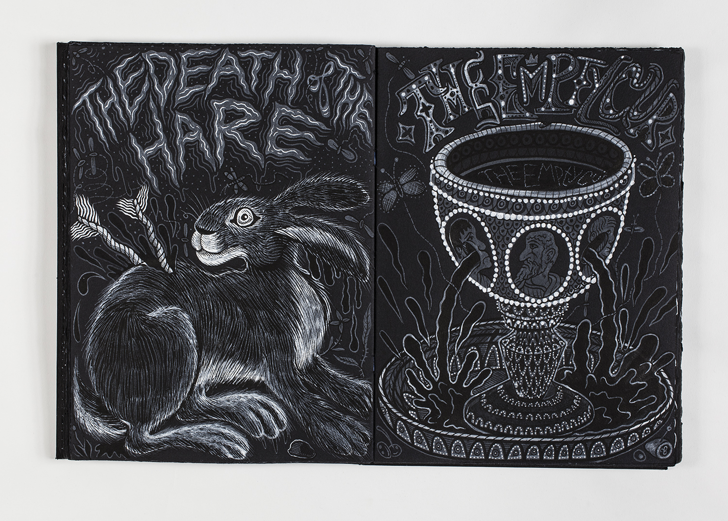 The Death of the Hare/The Empty Cup