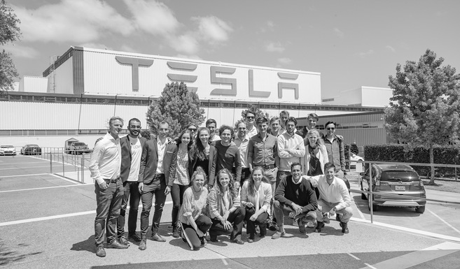 Tech Trek — Winter 19 - Experience the pulse of Silicon Valley