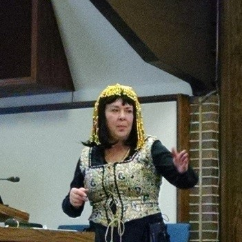 Esther of Purim - Natalee presents the story of Esther of Purim, Jewish History.