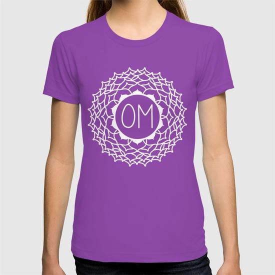 Om Chakra Mantra T-Shirt