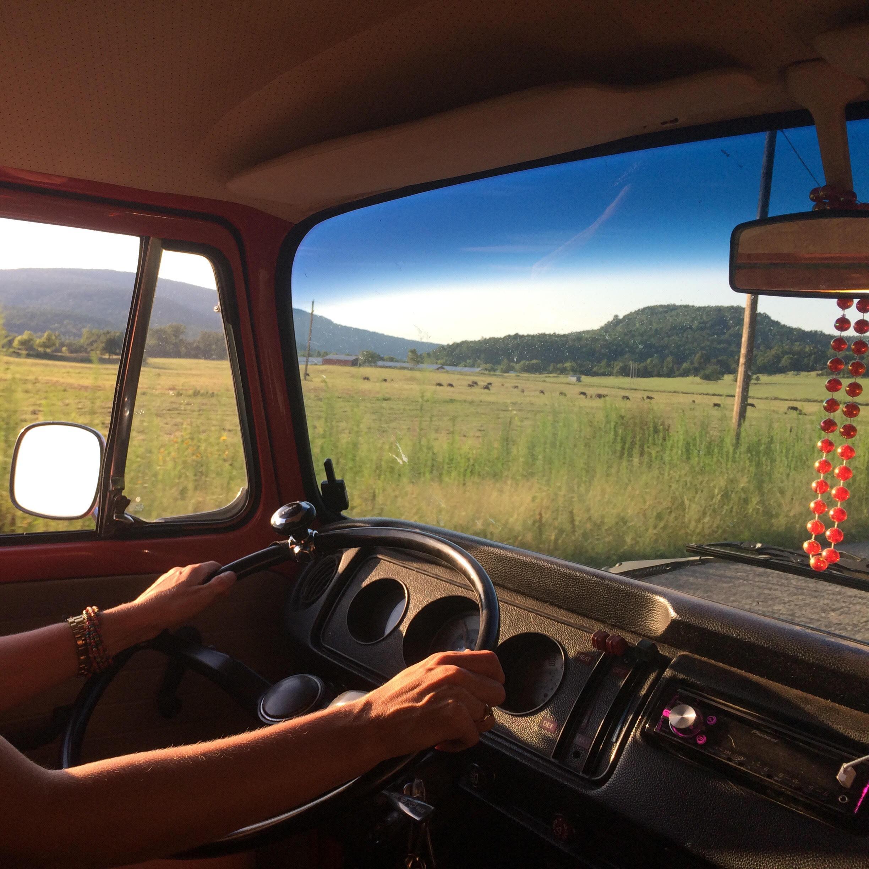 Highway 64. Photo by Brooke Allen