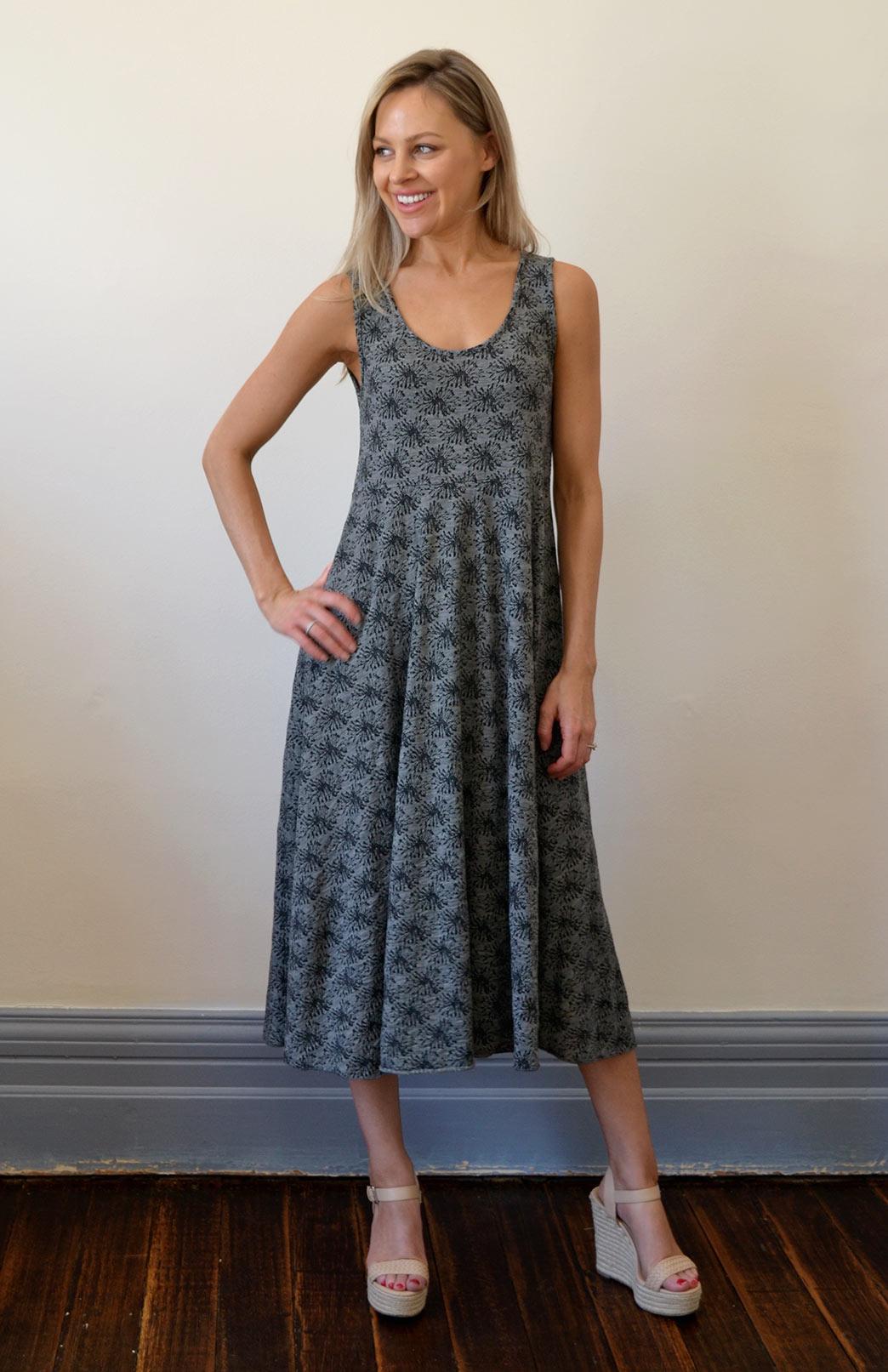 Dandelion Fan Dress- available here