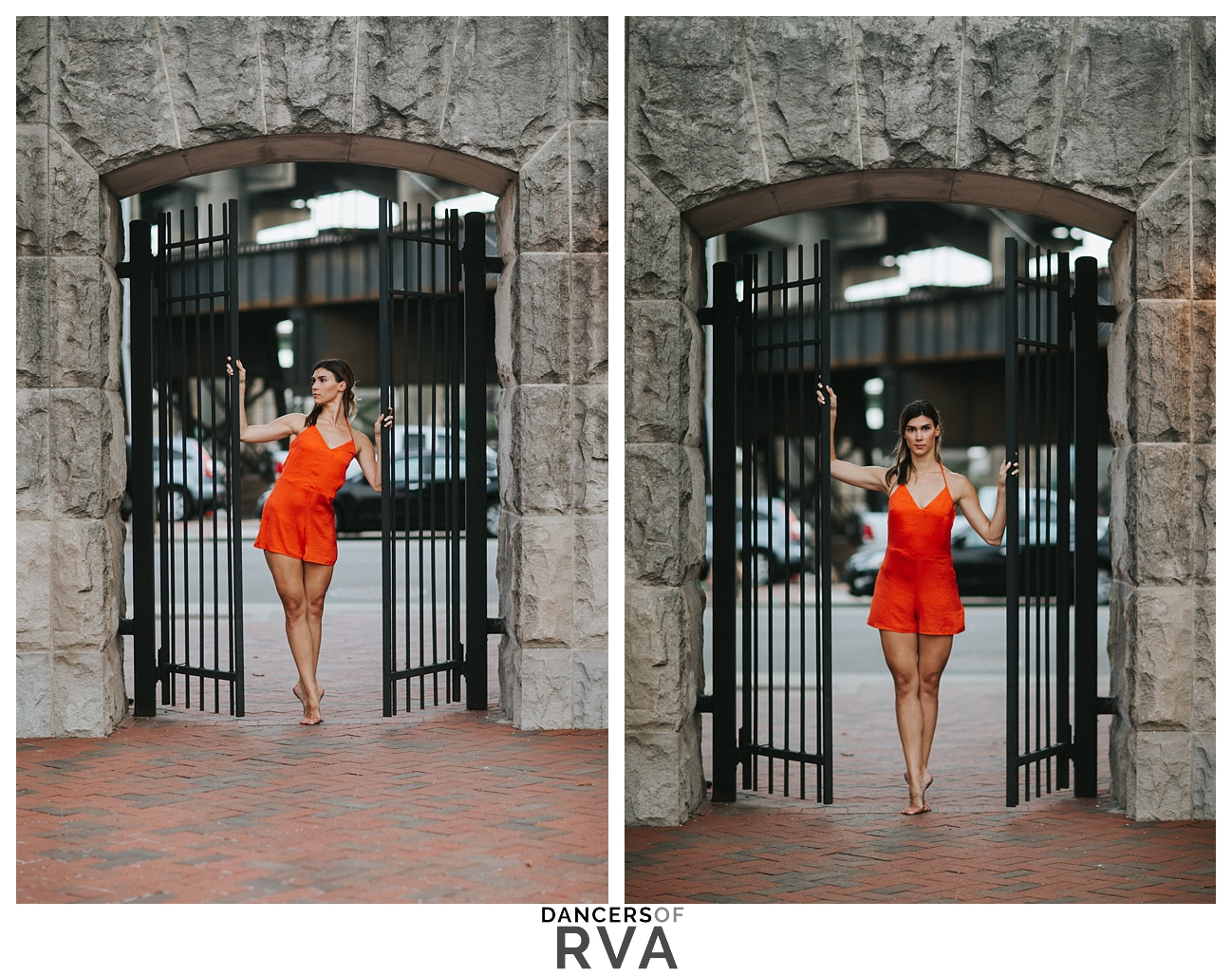 Richmond Virginia Main Street Station Dance Photography Gianna Grace Photography Stavna Ballet Company