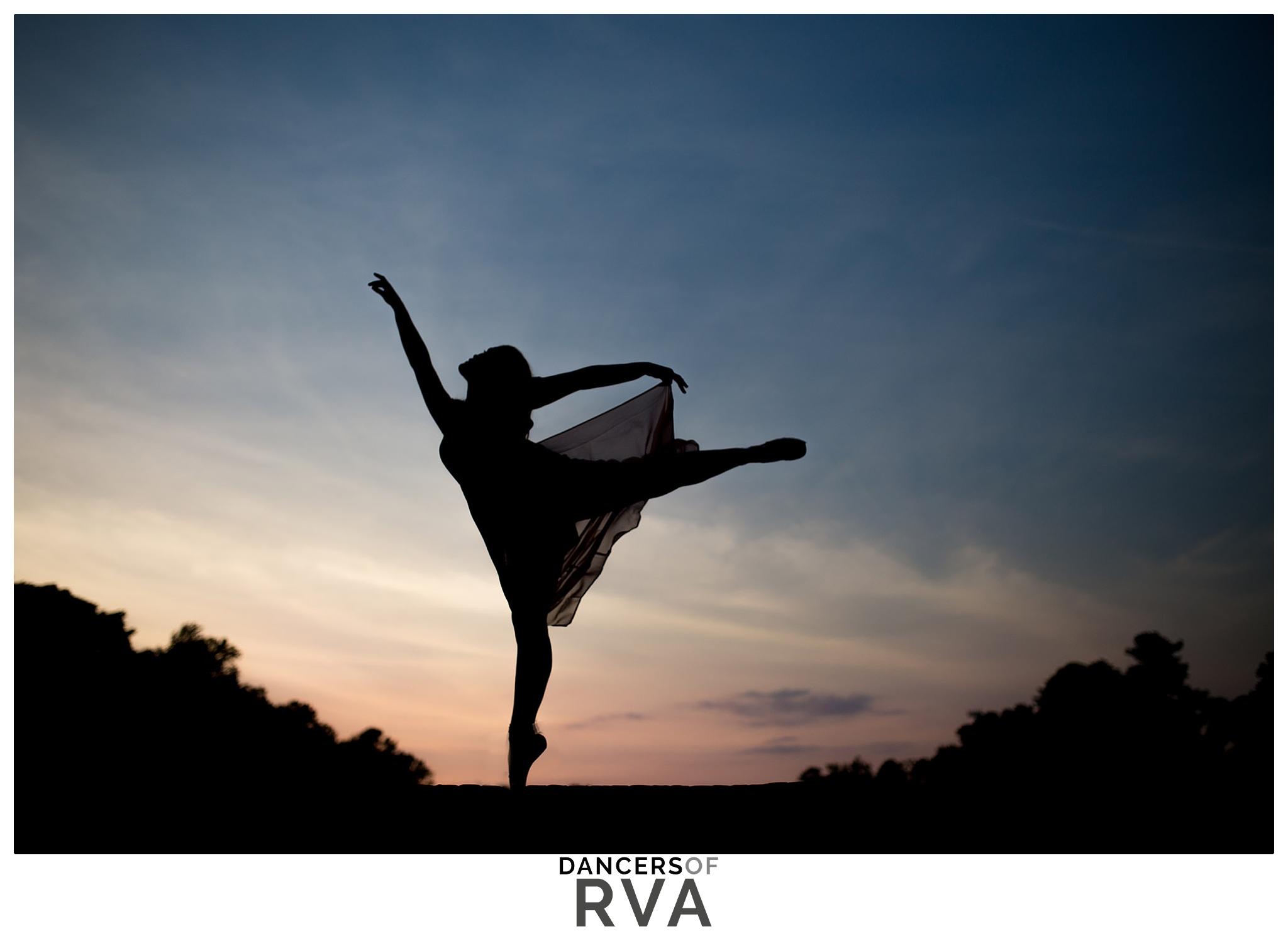 University of Richmond Photography Session Dance Session Richmond VA Gianna Grace Photography Stavna Ballet
