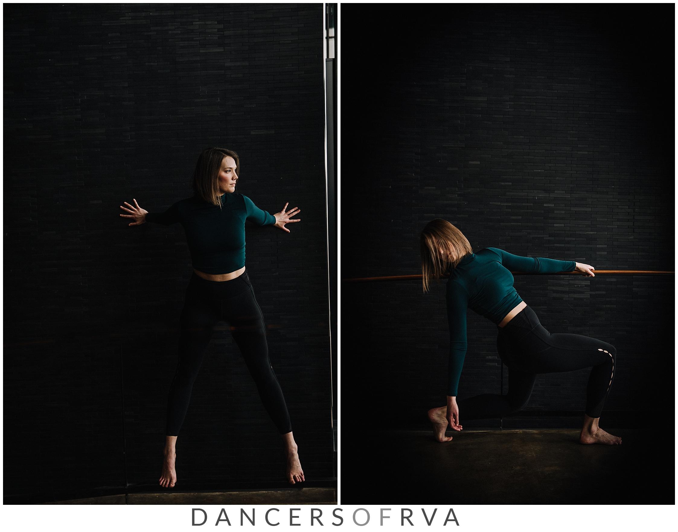 Dancer at Main Street Station RVA Gianna Grace Photography