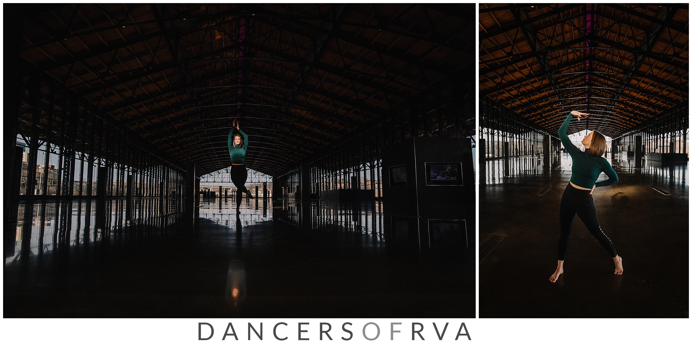 Dancer at Main Street Station RVA