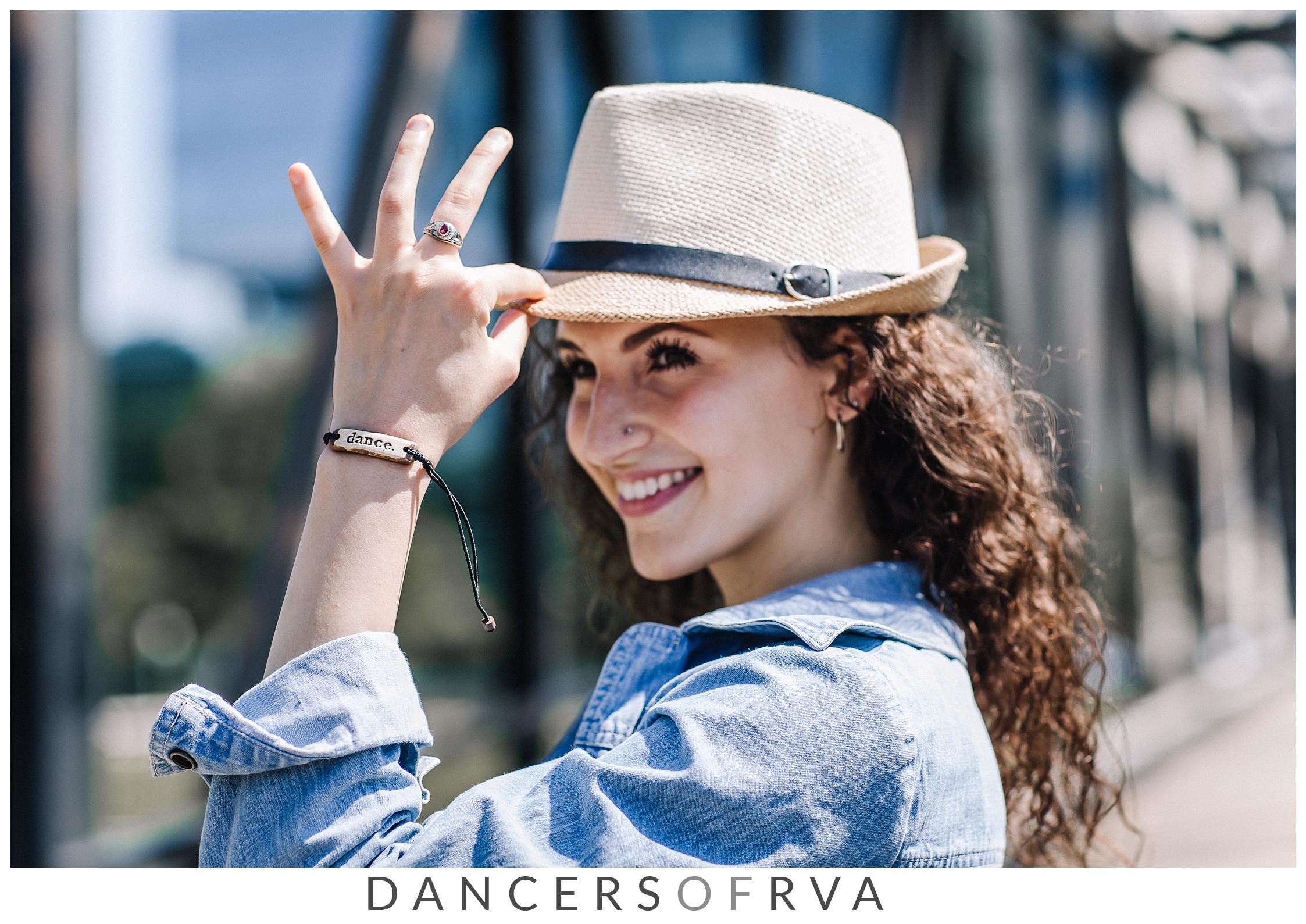 RVA Dance Photography Session Mudlove RVA