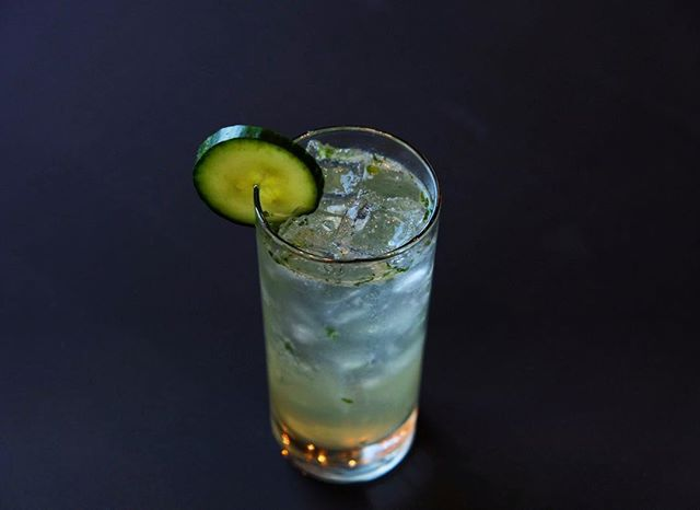 The NAHAL is our bestseller virgin cocktail — it's refreshing, and paired with an element of surprise. #summerscoming
