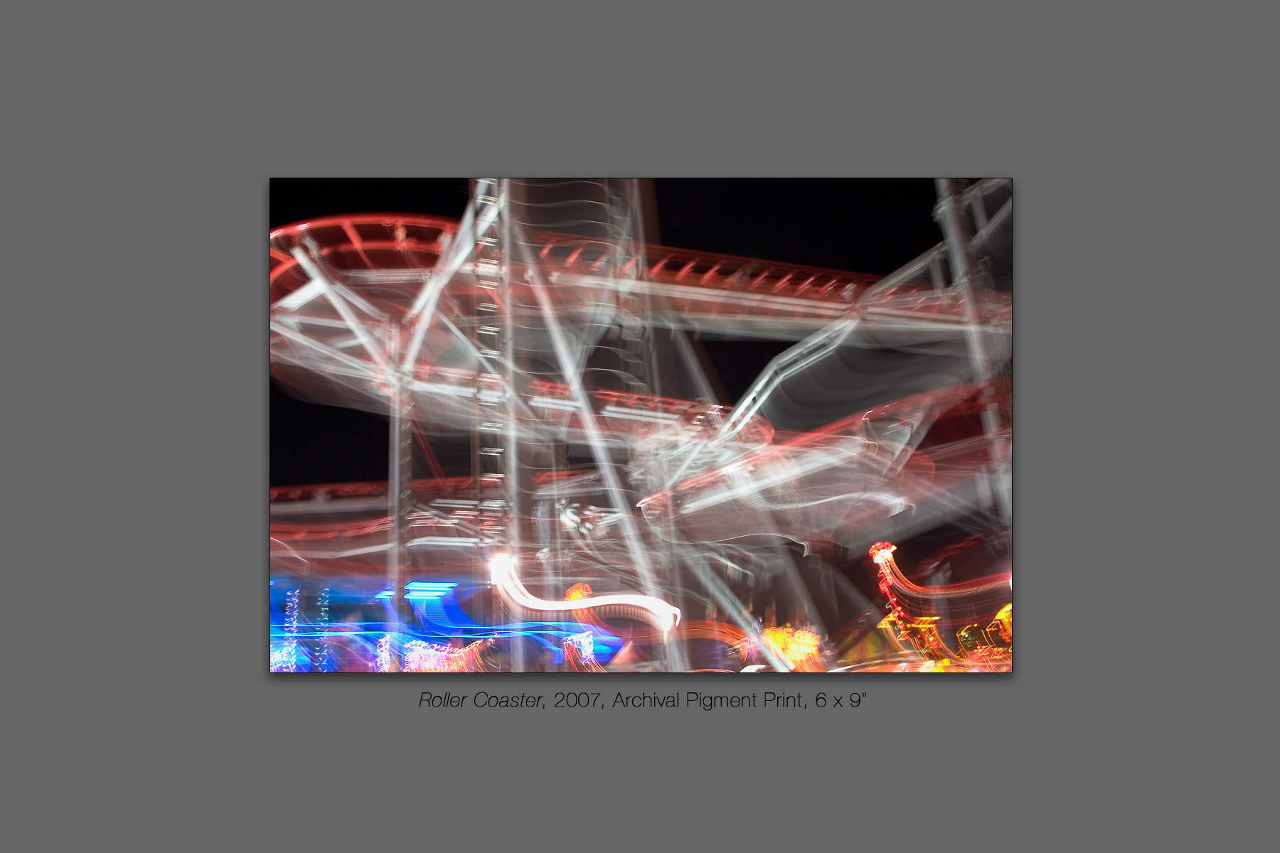 Roller Coaster, 2007