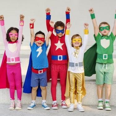 Self-Regulation Super Heroes -
