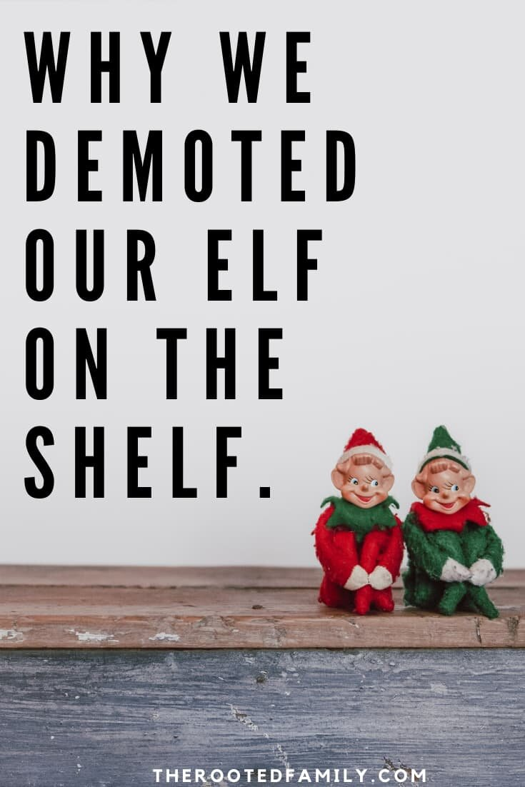 Kindness Elves Elf On The Shelf Alternative The Rooted Family