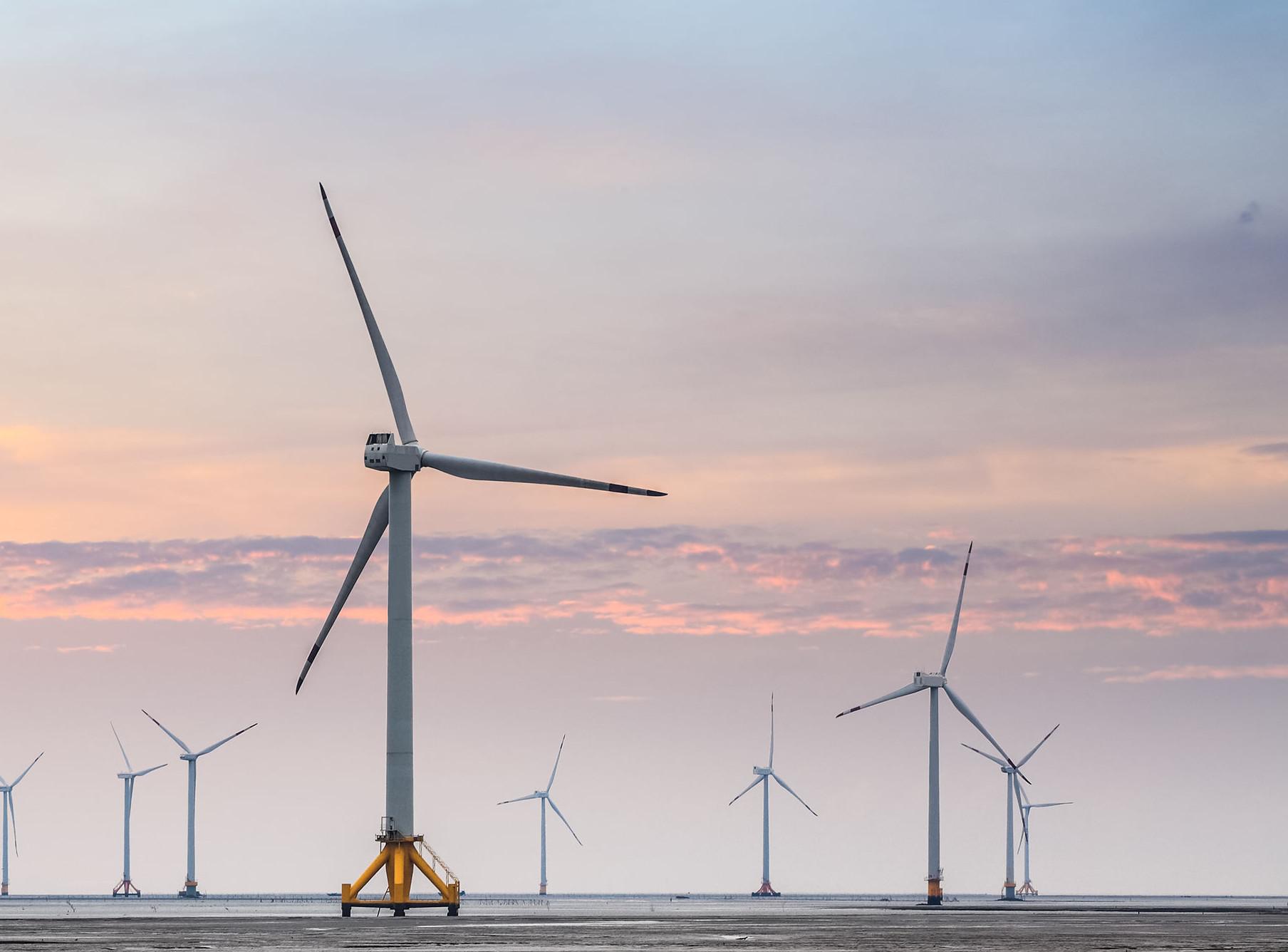 Offshore renewables: