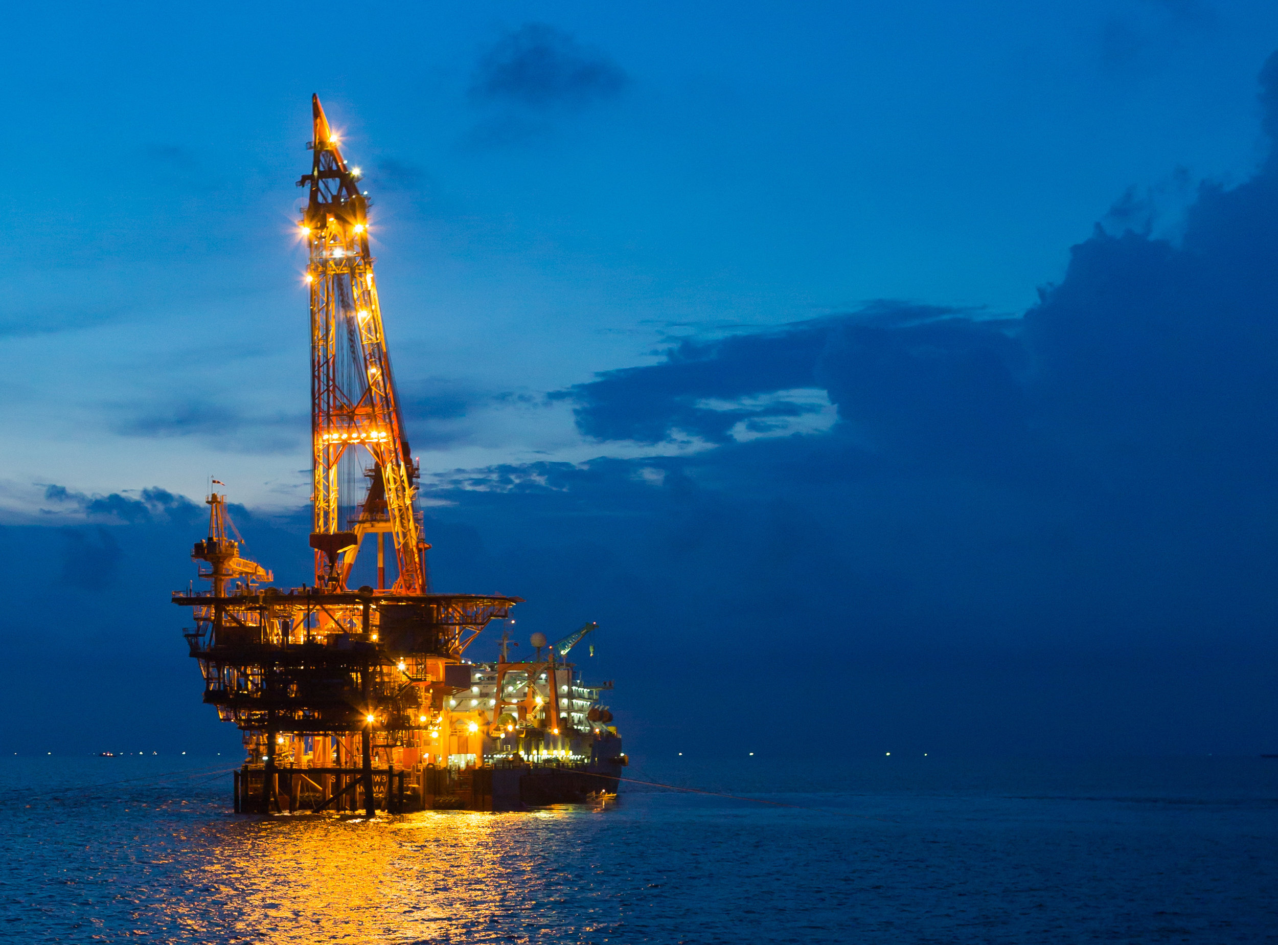 Offshore Oil & Gas: