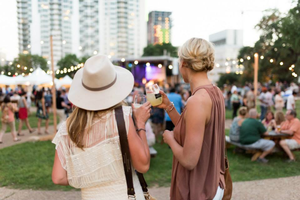 Photo: Austin Food + Wine Festival Facebook