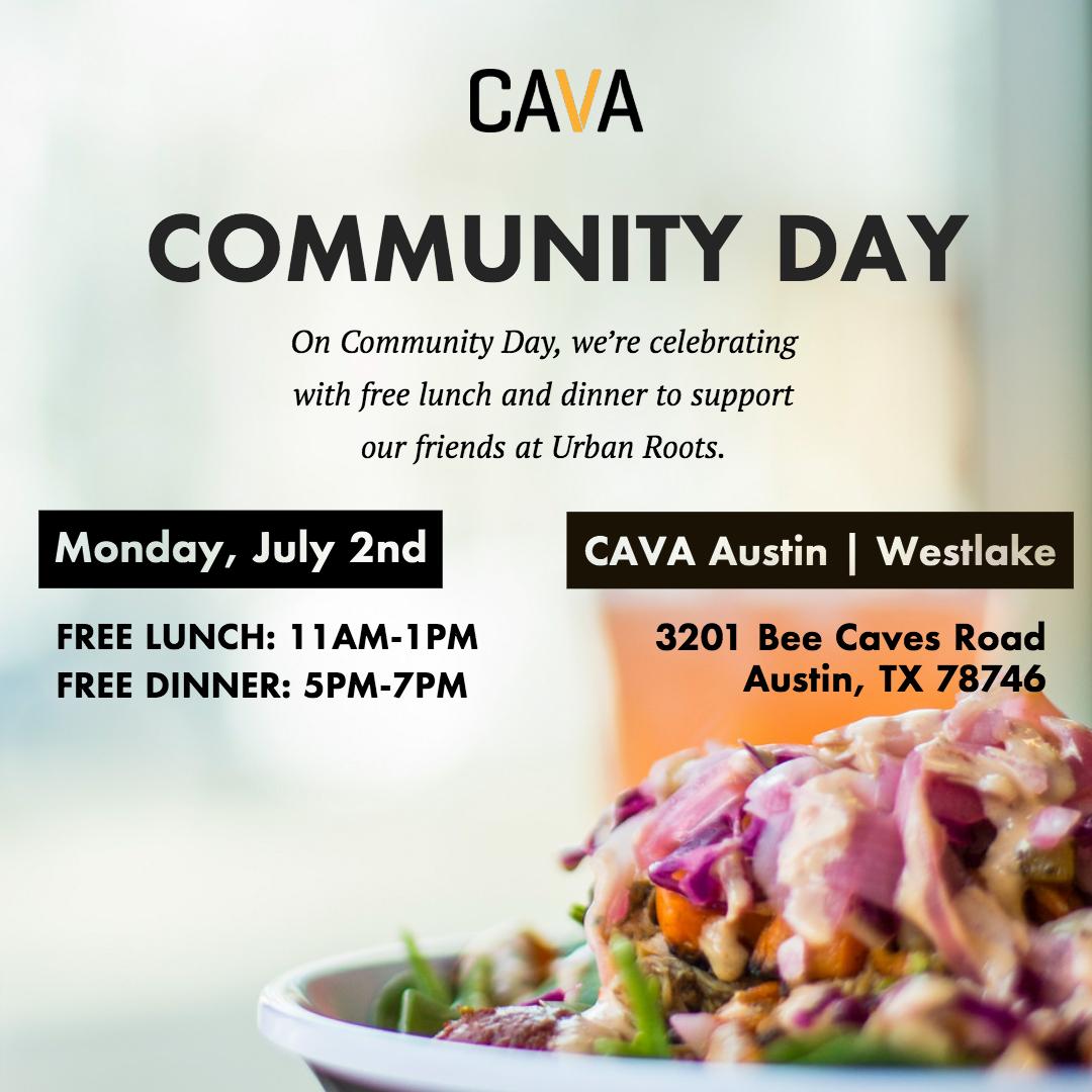 CAVA WESTLAKE COMMUNITY DAY OPEN TO THE PUBLIC.jpg