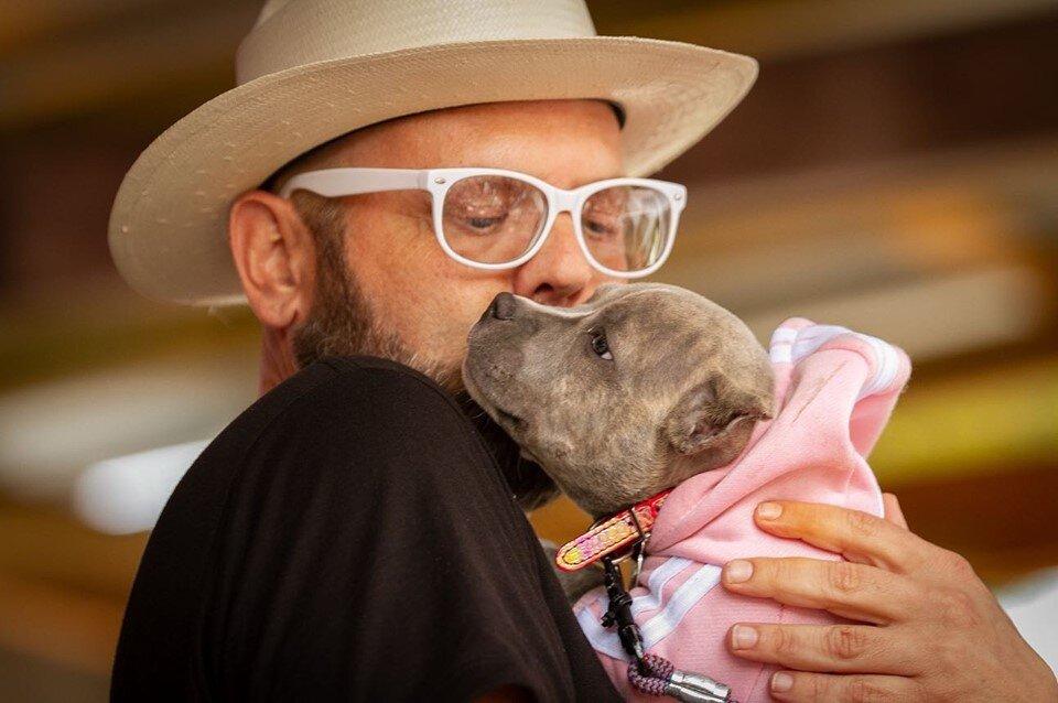 Photo courtesy of Chris McInnis, Austin Facial Hair Club / Dog Beard & Mustache Competition