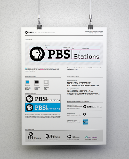 PBS Stations Brand Guide