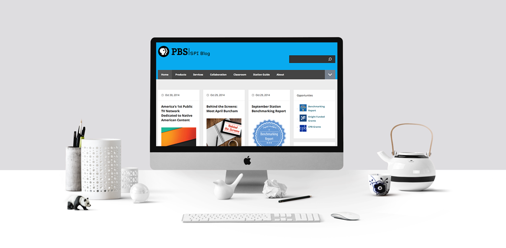 PBS Website Redesign