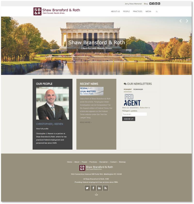 Former SBR Homepage