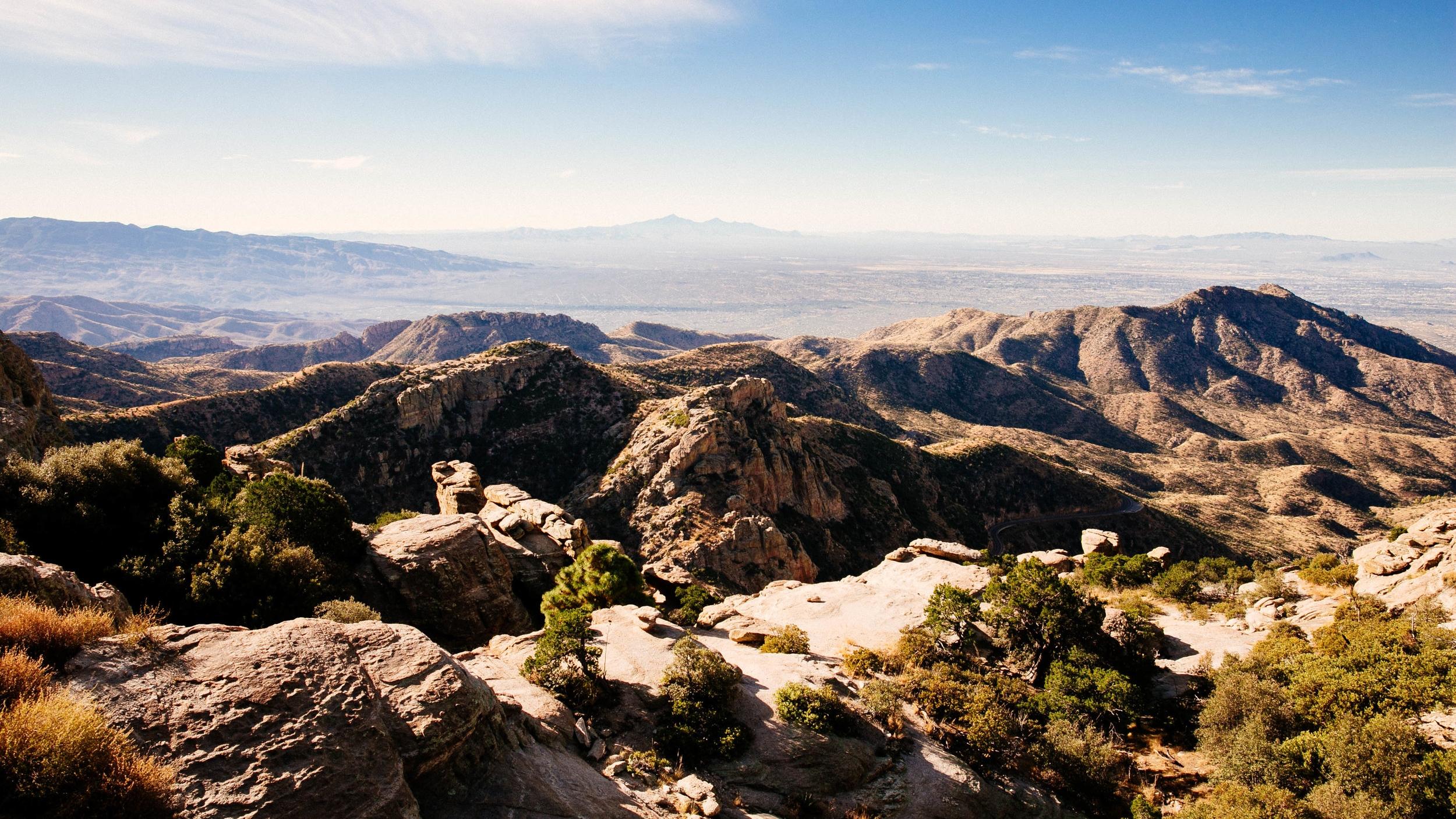 Mt Lemmon Tucson Arizona