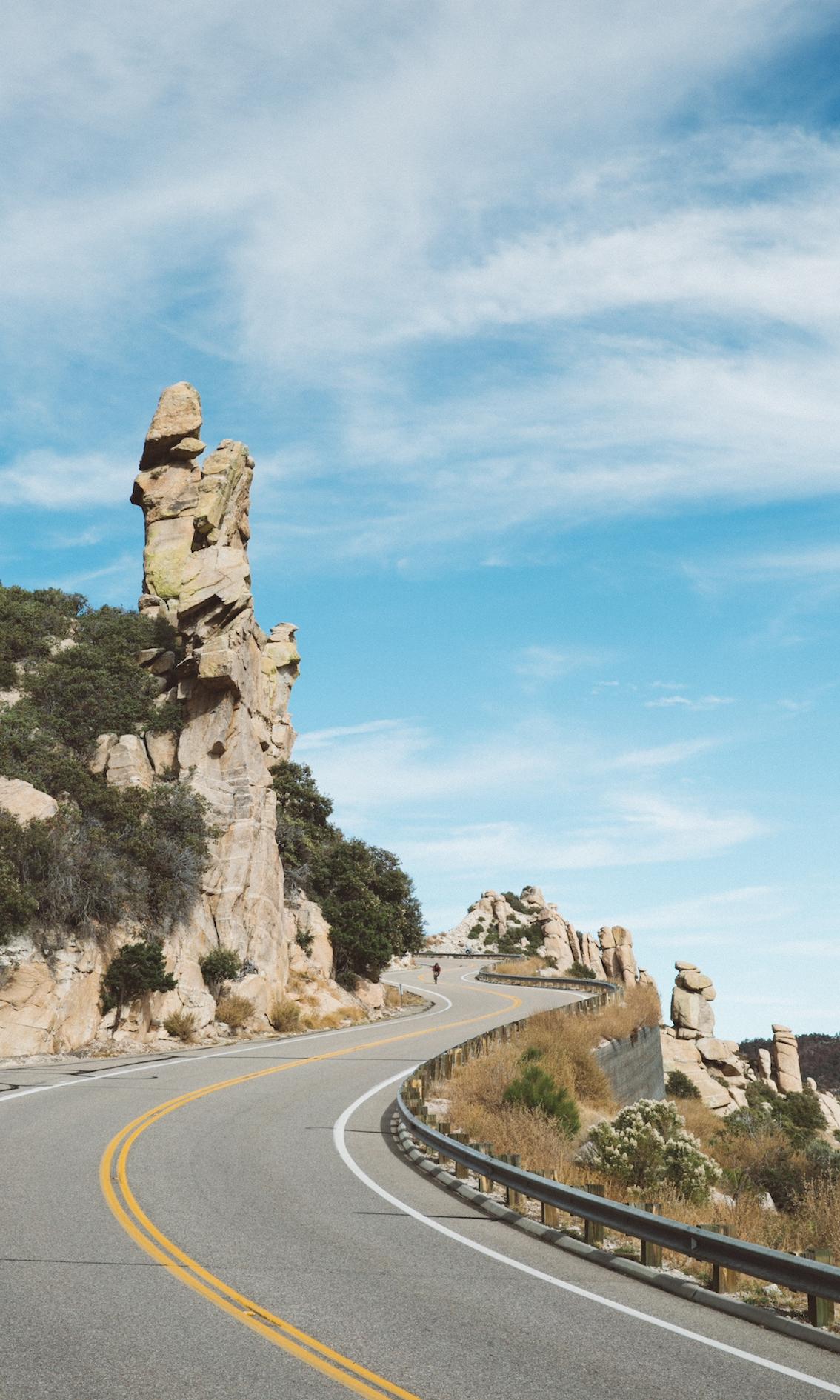 Mt Lemmon Kingdom Descent