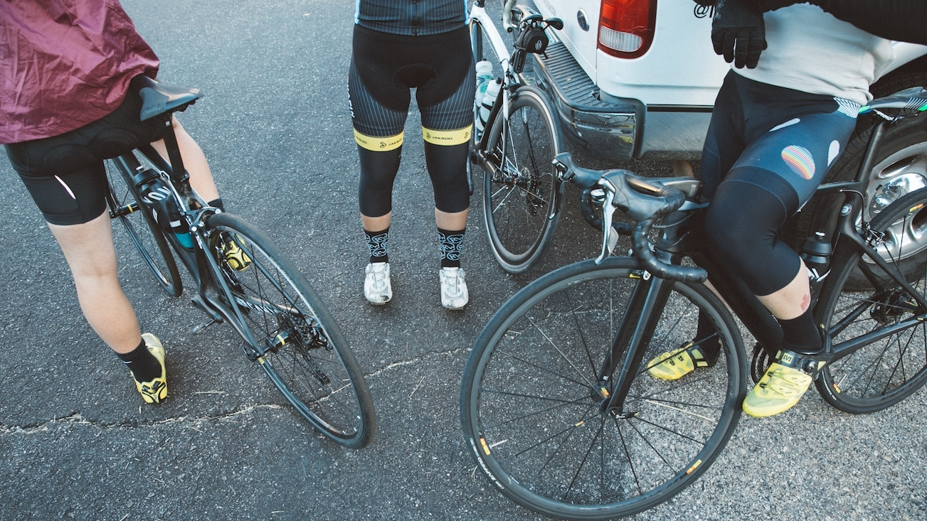 bikes and riders Mt Lemmon Kingdom