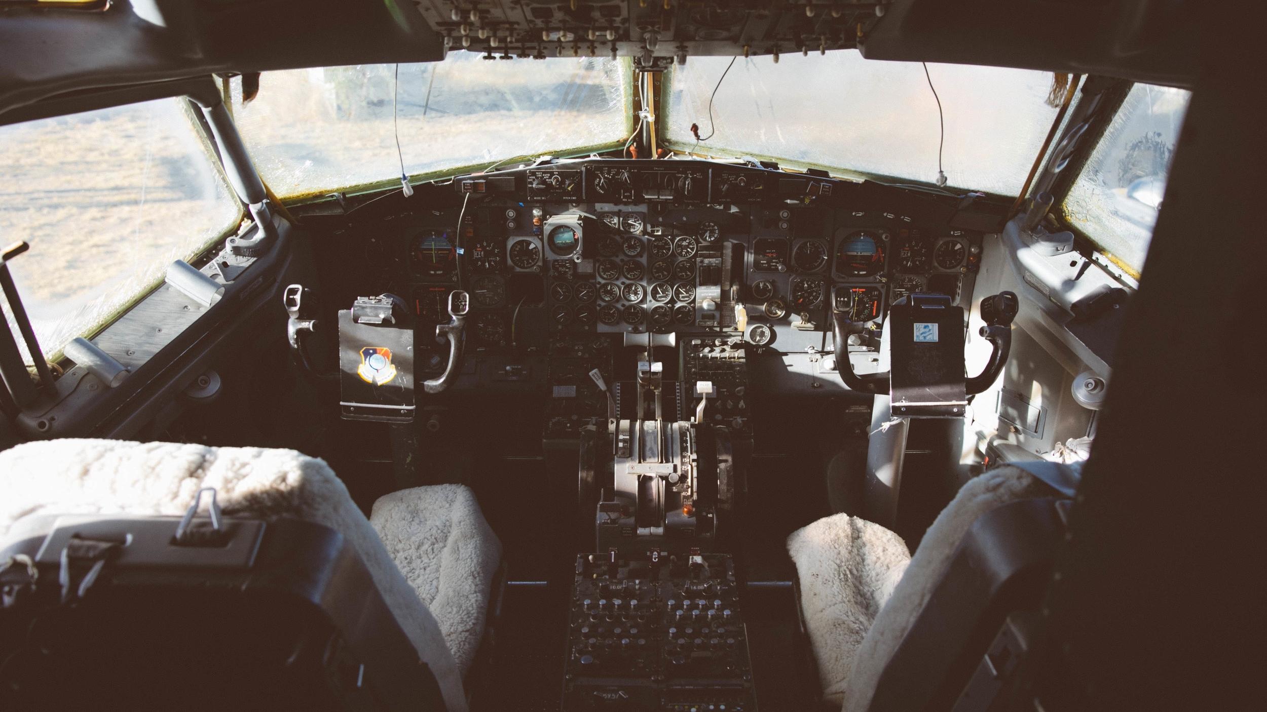 the flight deck boneyard safari