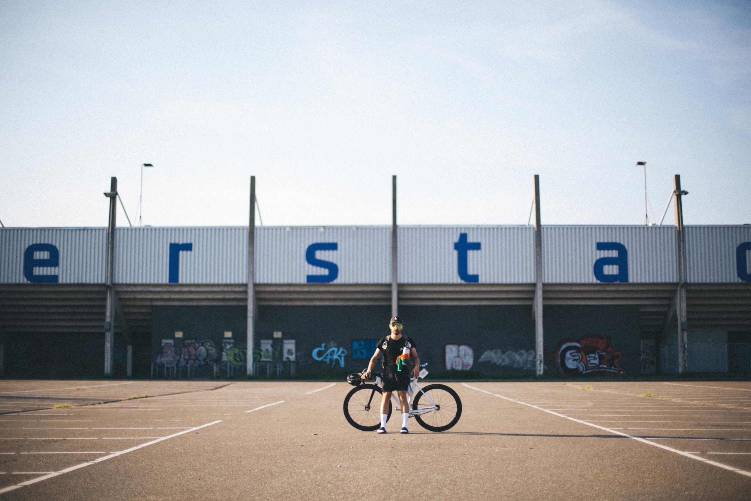 The stadium Roosendaal