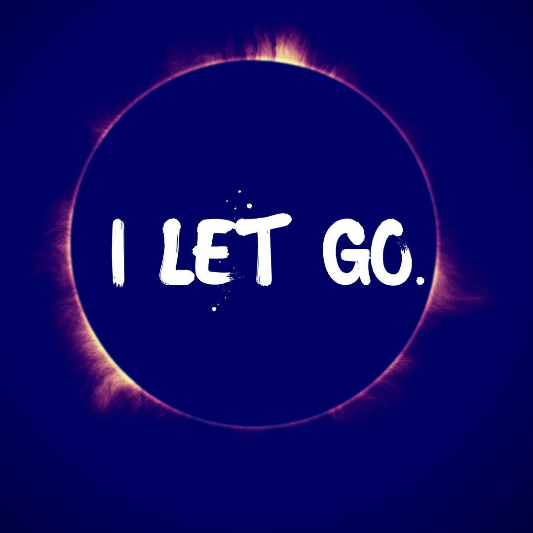 I Let Go.