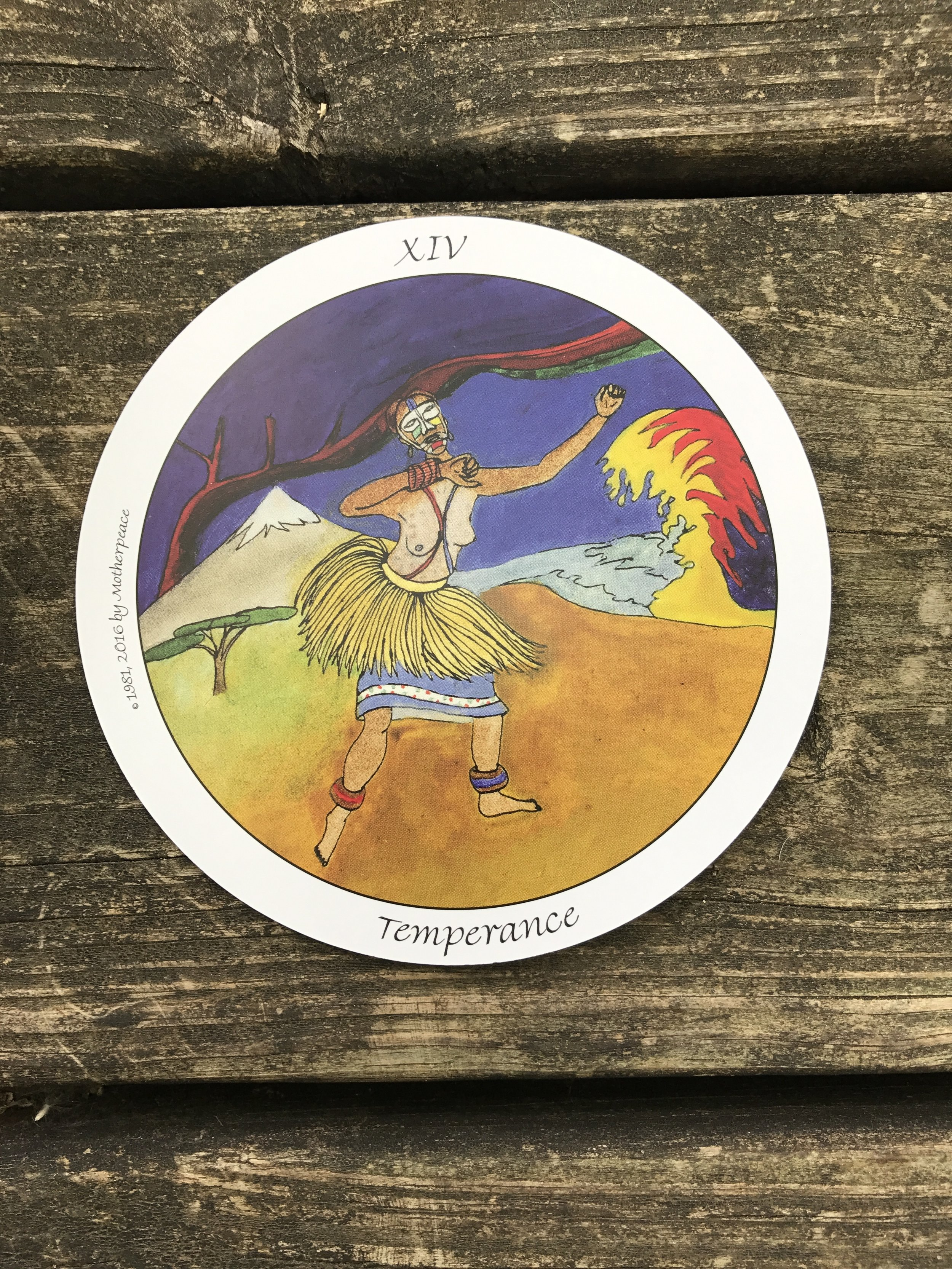Temperance from Motherpeace