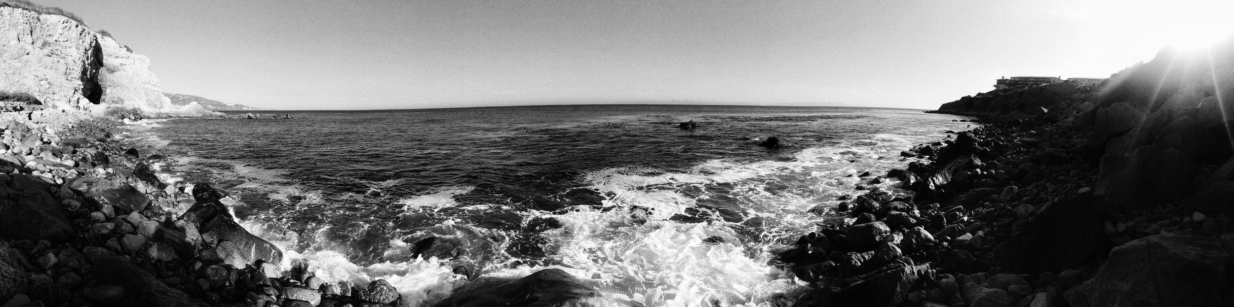 Terranea Cove Beach in Rancho Palos Verdes, CA