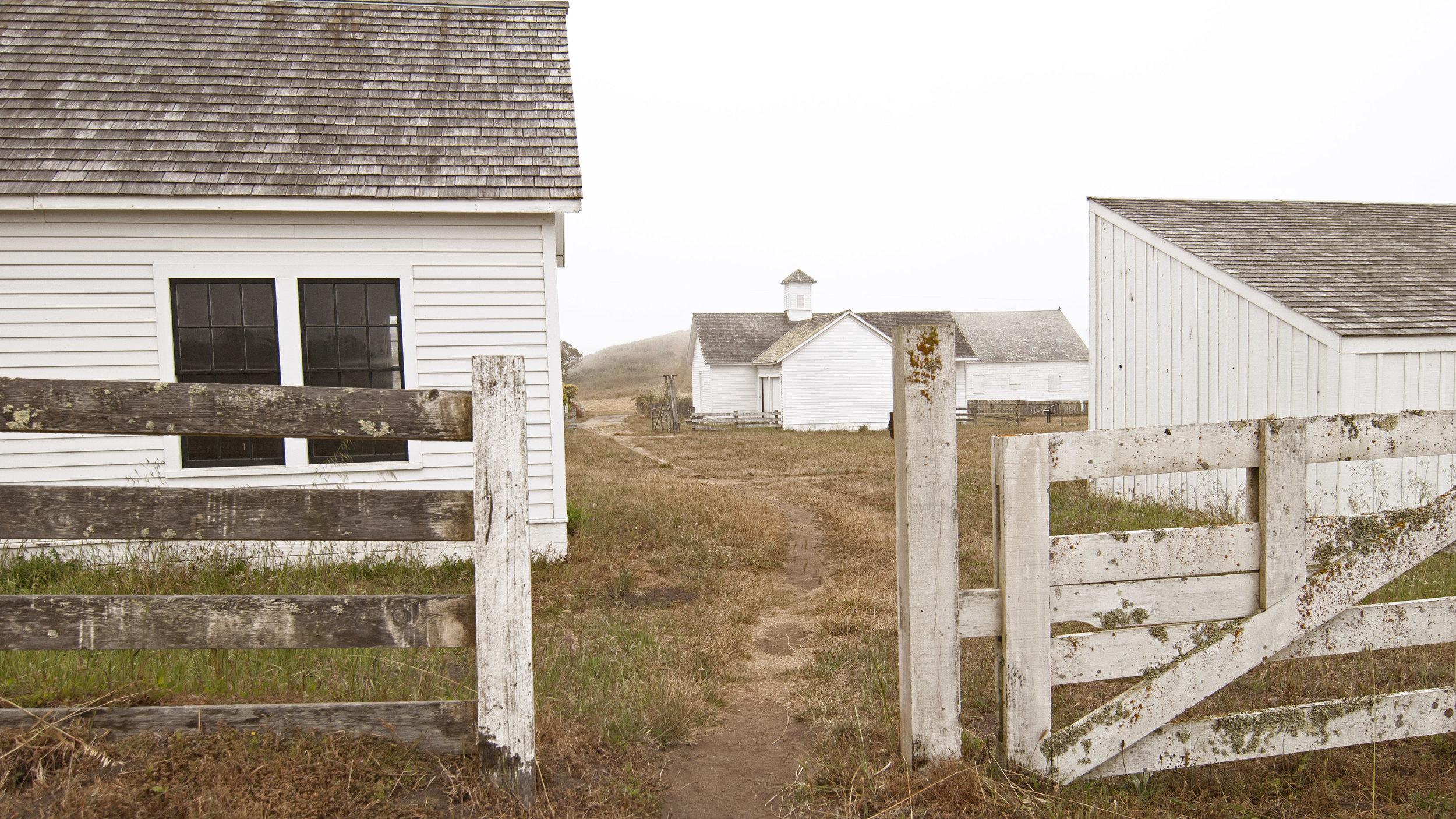 Pierce Ranch / Point Reyes National Seashore