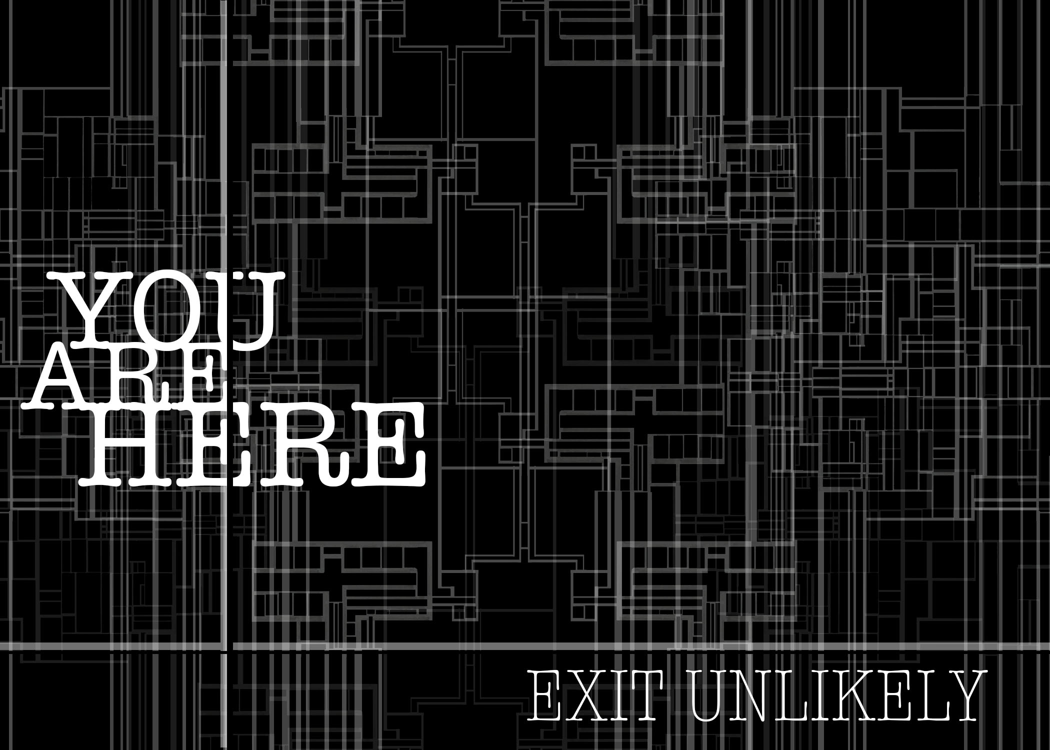 - 'YOU ARE HERE | EXIT UNLIKELY' on view at Alexander Hall from October 5-21 . Reception October 19, 6-8pm ..SCAD presents