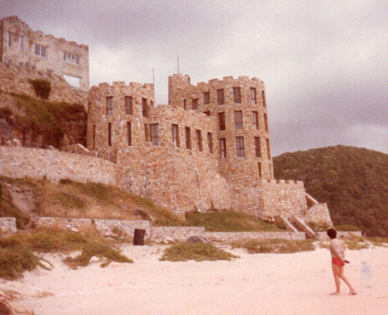 Noetzie Castle -