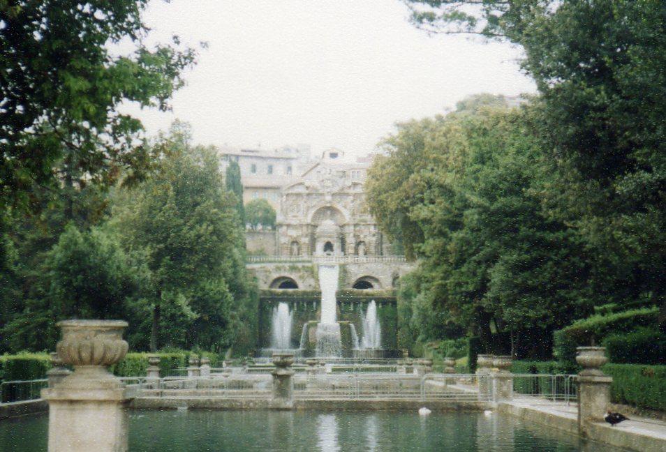 Tivoli Gardens -