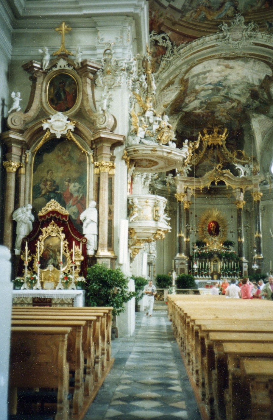 Innsbruck Cathedral -